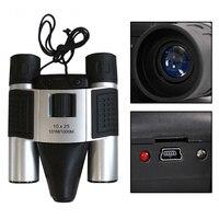 10X25 Binoculars Digital Camera 1.3MP CMOS Sensor 101m/1000m USB Zoom Telescope for Tourism Hunting Photo DVR Video Recording