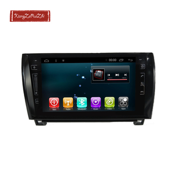 T8 android 7.1 octa core 9 inch car DVD multimedia and GPS navigation system for Tundra/Sequoia with radio/video/wifi/mp3