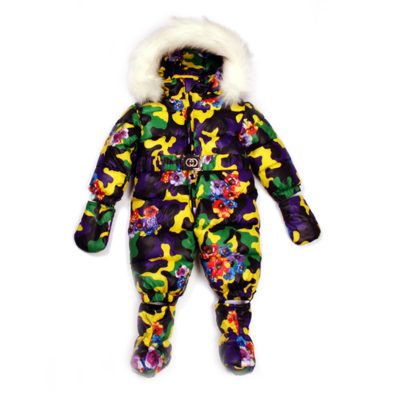 Подробнее о Russian Winter Baby Snow Wear Ski Suit For Boys Girls,Children Down Cotton Jackets Coats Outerwear,Camouflage Jumpsuit Clothing children winter down jacket boys warm outerwear coats girls clothing set 1 6 years kids ski suit jumpsuit for boys baby overalls