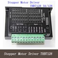 For 2/4 phase Stepper Motor Driver THB7128 3A/128Subdivision Singel Axis Microstep Driver