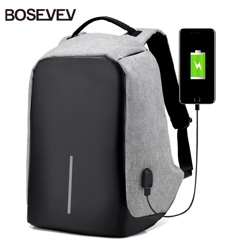 Multifunction USB Charging Men Backpacks Teenager School bags Fashion Unisex Men's Travel Backpack anti thief Laptop Bag Mochila fashion men bag canvas backpack oxford travel bags retro backpacks teenager school bag mochila escolar