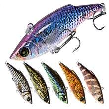 1PCS 7.9cm 11g Shaker Vibration VIB Fishing Lure Depth All Prime Water Environmentally Good friend Paint Excessive High quality Assurance