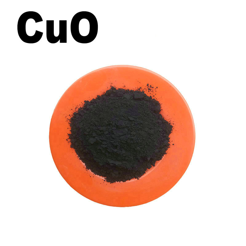 CuO High Purity Powder 99.9% Copper Oxide For R&D Ultrafine Nano Powders About 1 Micro Meter CAS: 1317-38-0