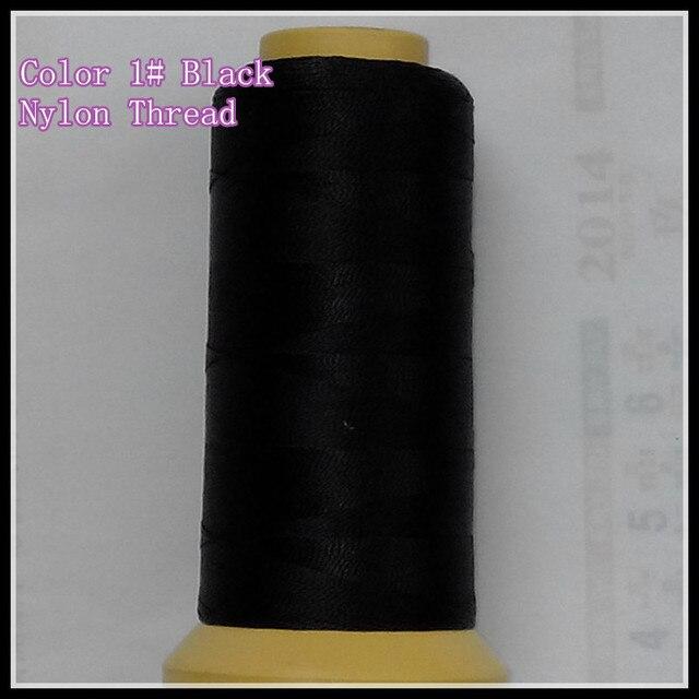 High Strength Hair Weaving Thread 1 Spool Nylon Thread For Weaving
