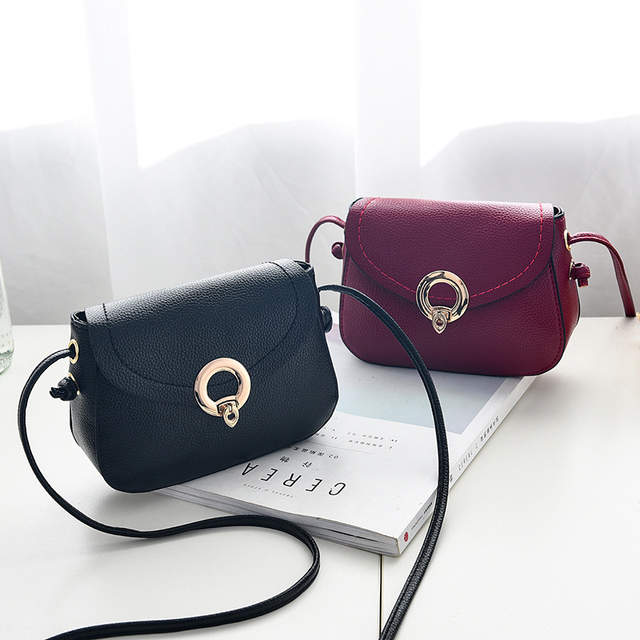 78c8ca3a5eb782 placeholder The 2019 Summer New Tide Korean Fashion Handbags All-match Mini  Shoulder & Crossbody Bags