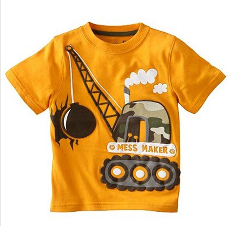 7ca15e4ed Retail Brand new 2018 Children s T shirt Baby Boys T shirts Clothing ...