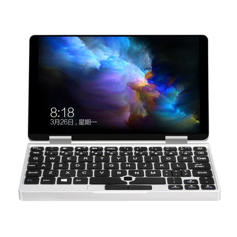 One netbook OneMix Yoga 7'' laptop folding pocket laptop Mini laptop computer 8G RAM and 128GB