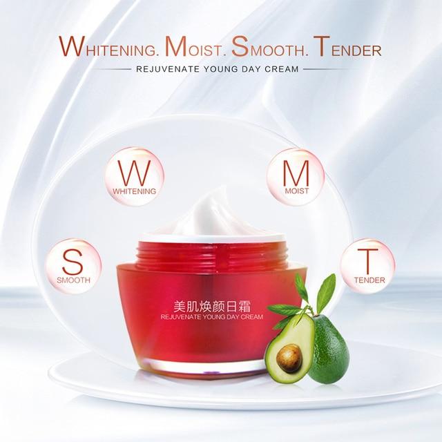snow day cream Whitening skin face Anti Korean Cosmetics Pigment Melanin Removing Freckle Firm Wrinkle Moisturizing YIQI BBTOCC