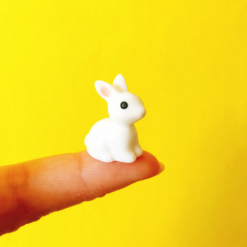 Bunny Rabbit Home Decor
