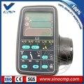 7834-70-6102 6d95 монитор экскаватора  дисплей  панель для Komatsu PC100-6 PC120-6  1 год гарантии