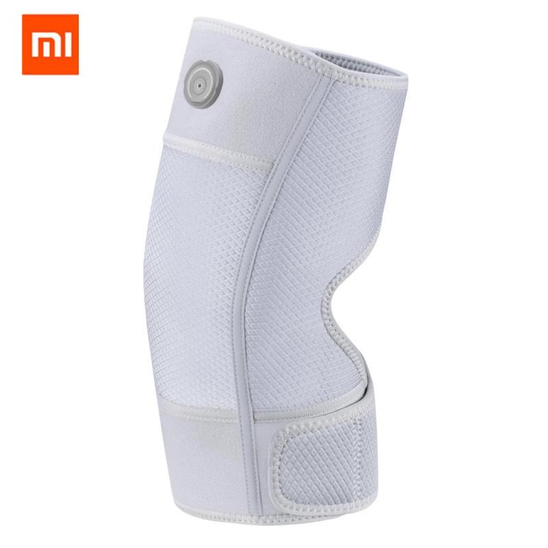 купить Original Xiaomi Mijia PMA Knee Pad 5V Infrared Graphene Heating Protective Knee Sports Pain Relief Leg Sleeves Knee Gear по цене 2370.39 рублей