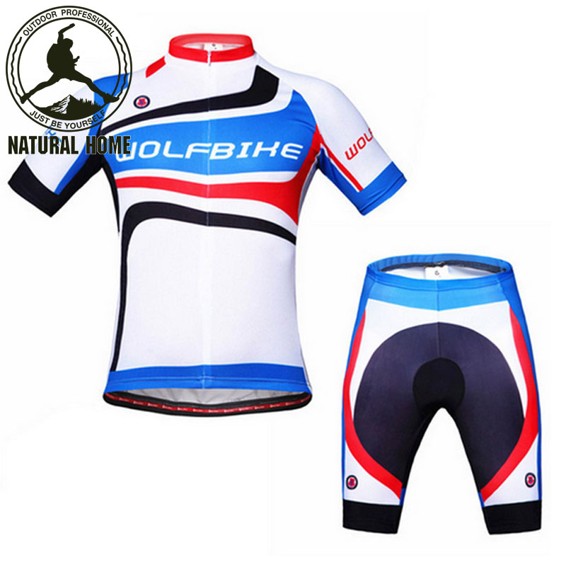 ФОТО NaturalHome MTB Racing Bike Cycling Clothing Breathable Bicycle Clothes Sportswear Ropa Bicicleta Ciclismo Jerseys
