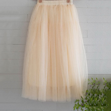 New Arrivals Tulle font b Skirts b font font b Womens b font 2017 Summer Fashion