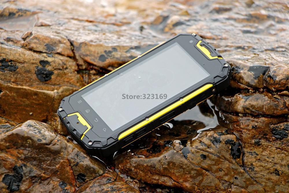 5000mAH ip68 מחוספס עמיד למים טלפון MTK6752 Octa ליבות טלפון חכם 4G LTE אנדרואיד סמארטפון 4.5