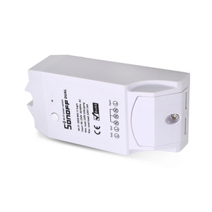 Image 5 - ITEAD SONOFF double 2CH 2 voies 10A 220V 16A 3500W WiFi sans fil interrupteur intelligent lumière télécommande bricolage minuterie Module Alexa maison