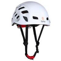 LOCLE Durable Integrally Molded Rock Climbing Helmet Climbing Helmet Material PC EPS Casco Ciclismo Helmet CE