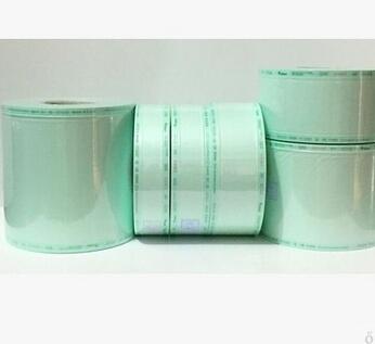 Darmowa wysyłka 55mm * 200m pakiet sterylizacji stomatologicznej dezynfekcja torba rollbag medyczna torba dezynfekująca tanie i dobre opinie Glukozy we krwi AICOLLE