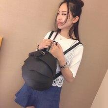 Женские кожаные рюкзак многофункциональный рюкзак для путешествий Жук модель модная коллекция 2016 года Лидер продаж мультфильм Стиль