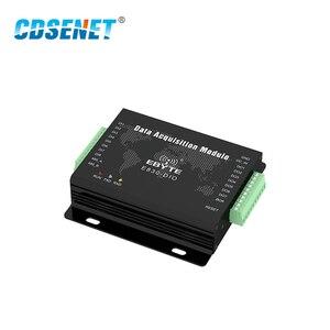 Image 4 - E830 DIO (485 8A) RS485 Modbus RTU Schalter Wert Acquistion 8 Kanal Digital Signal Sammlung Seriellen Port Server