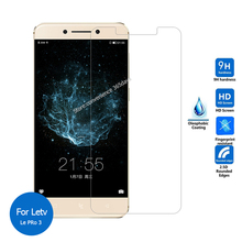 2PCS Tempered glass Screen Protector For LeEco Le Pro 3 2.5