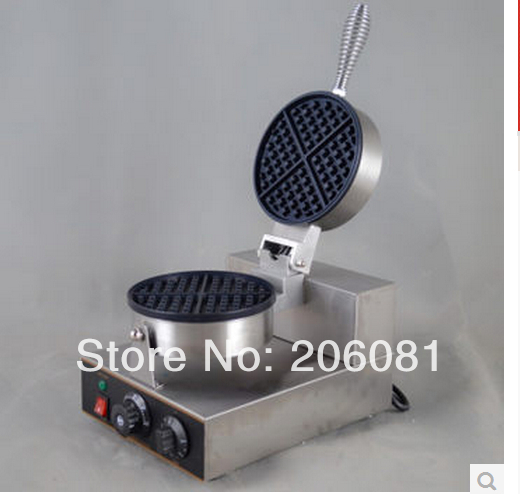 Free shipping HOT sale and top quality Electric  waffle machine, waffle cake ,waffle baker/ Snack equipment/ egg waffle maker hot sale top quality white lp custom guitar with golden hardware electric guitar free shipping white color
