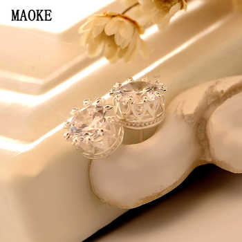 Promotions Genuine New 925 Sterling Silver Jewelry Bulk Korean Ladies Wind Ear Nail Fashion Jewelry for Women's Fashion Gifts