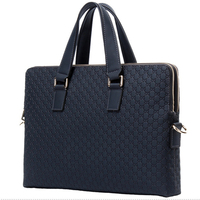 TOP POWER Men Bag Fashion Brand Genuine Leather Men 14inch Laptop Bag Casual Men S Business