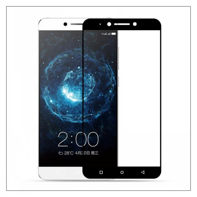 pretty nice c618e cd5dd For LeEco Le Pro 3 Full Screen Cover Premium 9H Hardness Surface Tempered  Glass Film Case For Letv Cool 1 Le2 Pro Front Capa-in Phone Screen ...