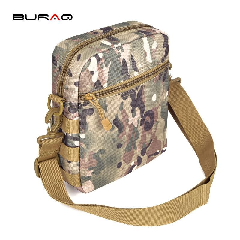 A c Military Stile d Militare Nuovo Utility Bag Sacchetti Piccoli Tattico Molle Spalla Di b Sling Borse A Tactical Tx7wvRq