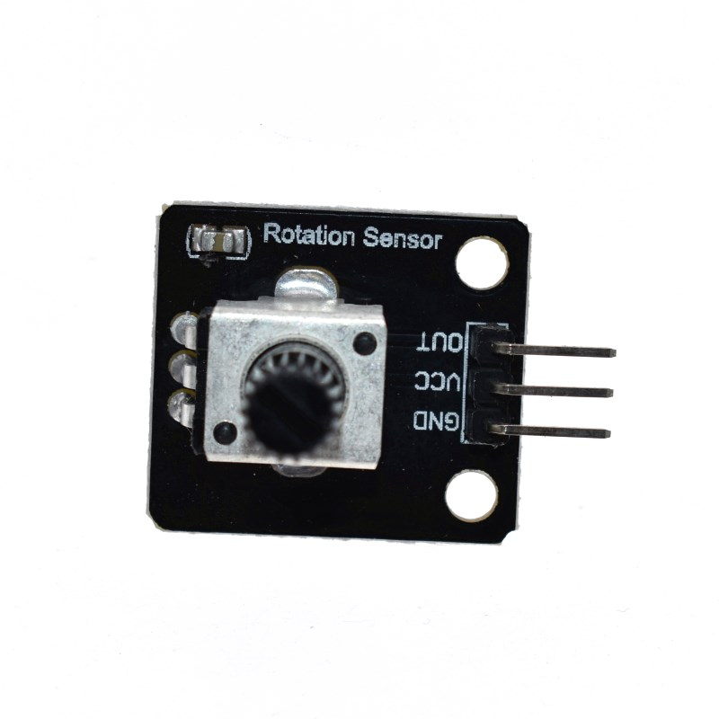 Rotary Potentiometer Analog Knob Module Raspberry Pi Arduino RV09B Hj
