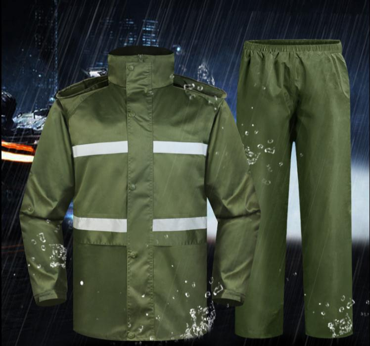 Army, police use raincoats, reflective warning waterproof uniforms,suit.Army, police use raincoats, reflective warning waterproof uniforms,suit.