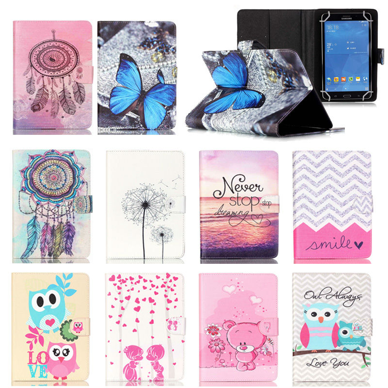 For Acer Iconia One B1-760HD Universal 7 inch Tablet PU Leather cover case For Acer Iconia One B1-770 with card slots S4A67D  pu leather magnetic cover case for acer iconia talk b1 723 16gb 7 inch universal tablet for android 7 0 inch cases s2c43d