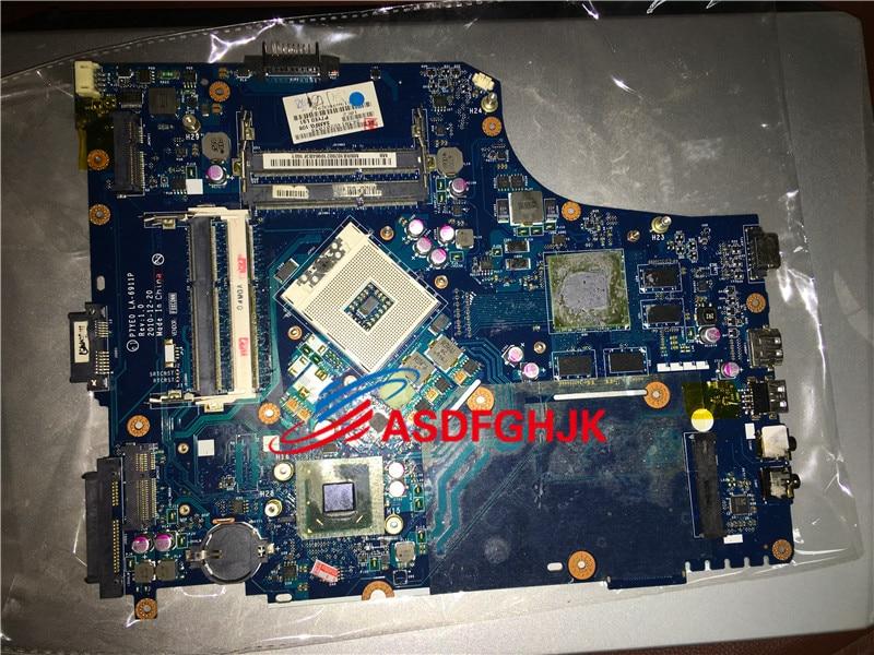 MBRB102002 MB. RB102.002 pour Acer Aspire 7750 7750g Mère D'ordinateur Portable P7YE0 LA-6911P 100% TESED OK
