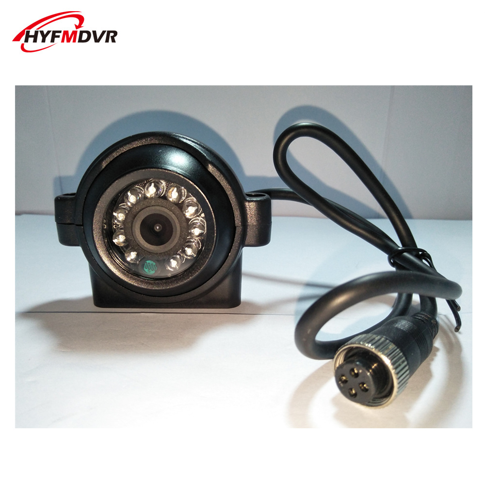 School bus side camera AHD720P/960P/1080 car monitoring equipment to support SONY 420TVL/800TVL/600TVL car front view side view camera ahd waterproof shockproof 960p monitoring equipment factory direct sales