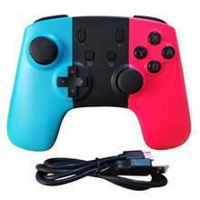 For Switch gamepad wireless Bluetooth Controller Joypad for Pro game handle Windows system PC 360 pubg controller