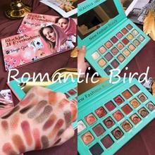 21 Color Shimmer Matte EyeShadow Palette Glitter Makeup Eyeshadow Smoky Nude Pigment Waterproof Cosmetic