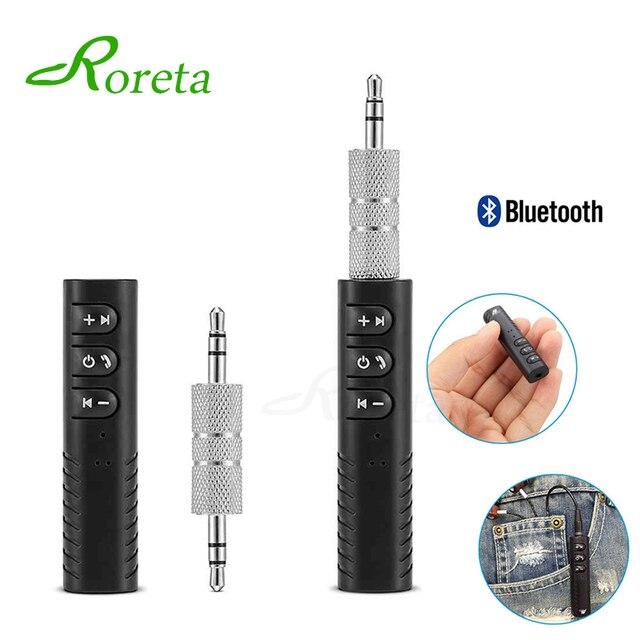Bluetooth Bluetooth nhỏ Thu aux bluetooth adapter 3.5mm Jack bluetooth âm thanh transmitter Loa Ngoài Cho Xe Tự Động Âm Nhạc Thu