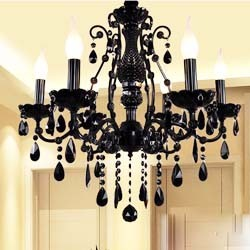 Wholesale-wrought-iron-luxury-black-color-crystal-chandeliers-E12-14-220-240V