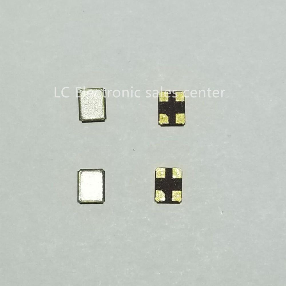 5pcs Temperature Subsidy Crystal Oscillator TCXO 3225 3.2*2.5 DSB321SDA 16.368M 16.368MHZ Resonator