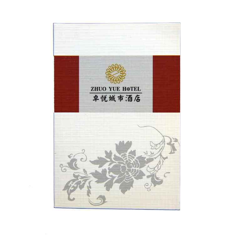 Zuoluo room card holder customization  paper folder