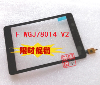 New original 7.85 inches tablet capacitive touch screen F-WGJ78014-V2   free shipping