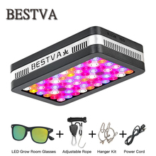 BestVA Elite 600W 1200W 2000W led grow ligh Full Spectrum for Greenhouse grow tent indoor plants grow led light Veg Bloom mode
