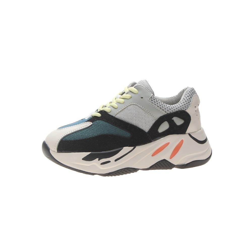 Chaussures Kong Sauvage Chaussures Marron De Casual Printemps Hong gris Semelles À Mode Nouveau 2019 Femmes Épaisses Style g868qH