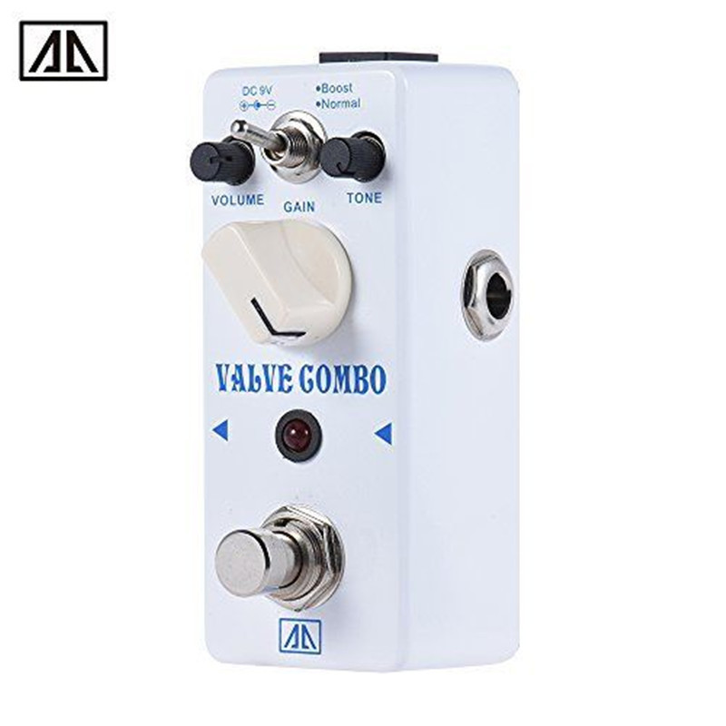 AROMA ATP-5 Guitar Effect Pedal Classic Tube-driven Amplifier Simulation Overdrive Guitar Effect 2 Modes True Bypass aroma adr 3 dumbler amp simulator guitar effect pedal mini single pedals with true bypass aluminium alloy guitar accessories