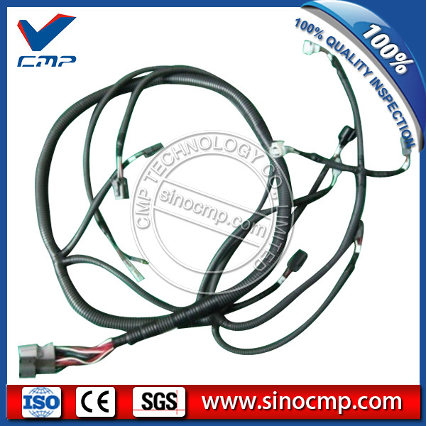 Ex200 3 Hydraulic Pump Wiring Harness For Hitachi Excavator Wire