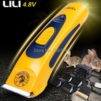 Professional Pet Products Dog Cattle Rabbits Shaver Scissors High Power Dogs Grooming Electric Hair Clipper Cutting