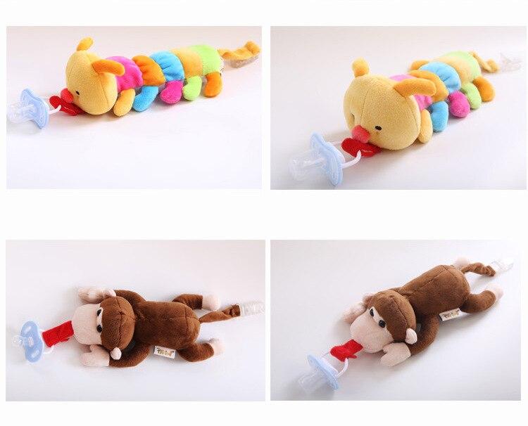 [Jkela] Най-новият Removeab Baby Boy момиче Dummy - Плюшени играчки - Снимка 2
