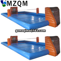 Inflatable Football Field for Kids,Nice Inflatable Game for Family with factory price