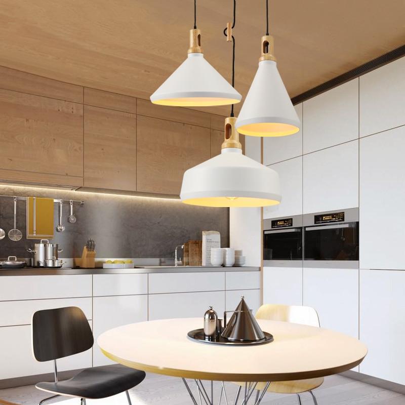 Modern Pendant Lights Suspension Luminaire Hanglamp For Home Lighting Led Vintage Pendant Lamp