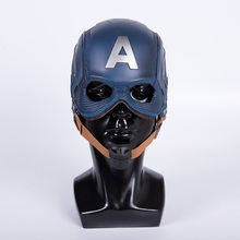 Captain America Helmet Civil War Mask Steve Rogers Helm Cosplay Mask Nieuw